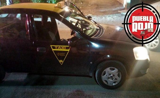 asalto taxi 2