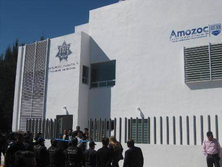 policias detenidos