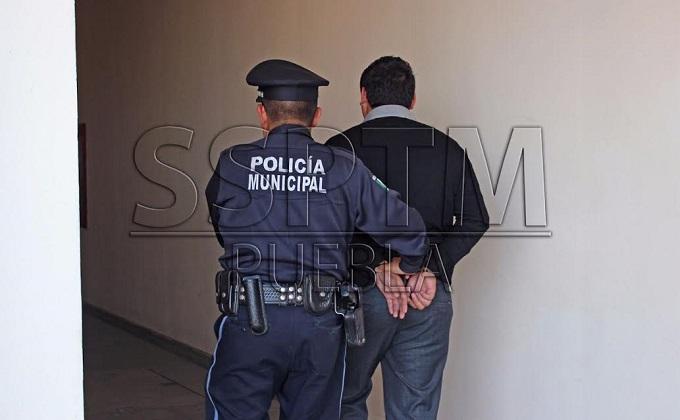 Detienen a 13 personas por presuntos actos delictivos en Puebla