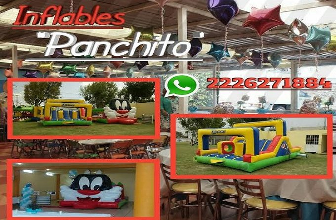 Inflables Panchito