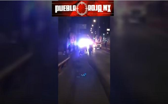 policias golpeados