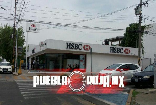asalto HSBC