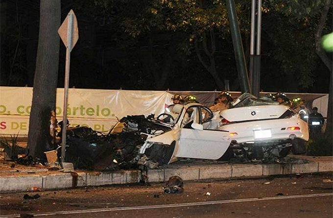 fatal accidente