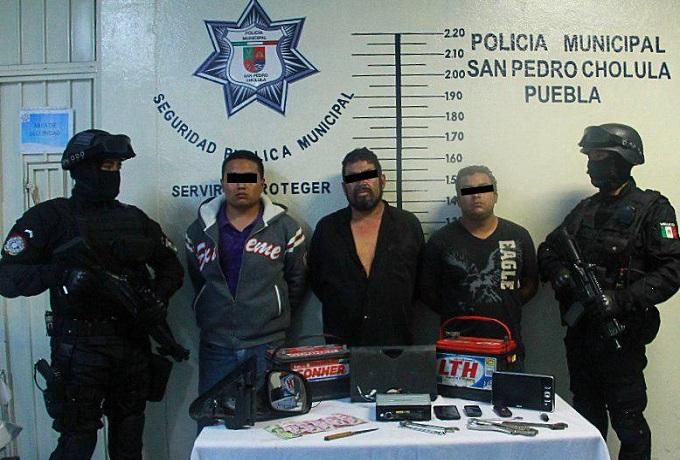 Cholula detenidos (2)