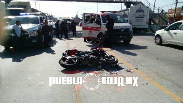 accidente en la federal a Tehuacán (2)