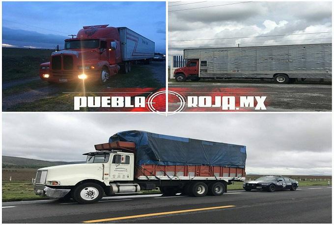 camiones recuperados
