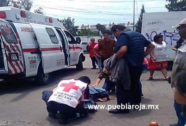 mujer atropellada 2
