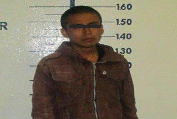 Asegura policía de San Pedro Cholula a sujeto por delitos contra la salud (1)