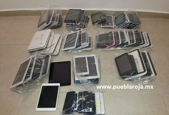 tabletas y celulares