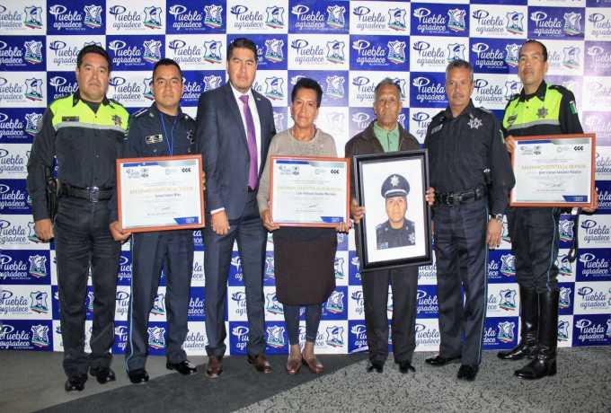 policias reconocimiento