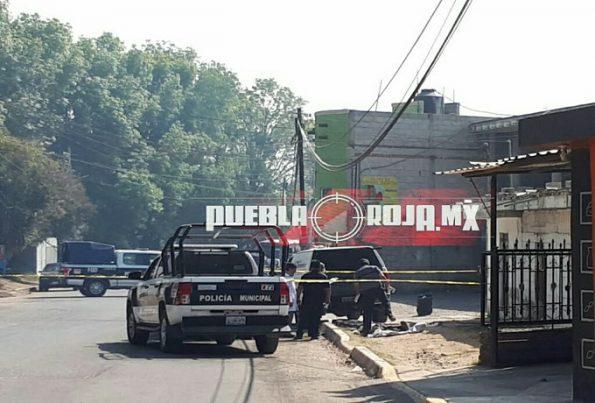 muerto El Puebla