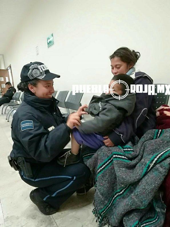 rescate menor policía federal (2)