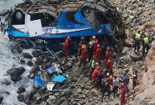 tragedia Peru