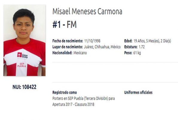 misael meneses carmona