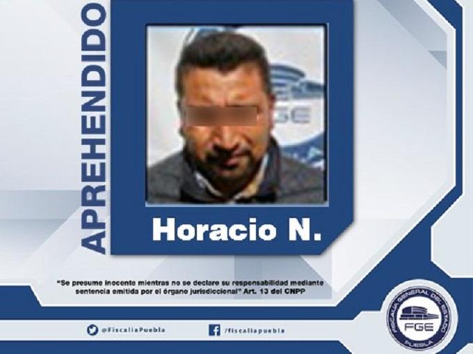 Horacio N ex director