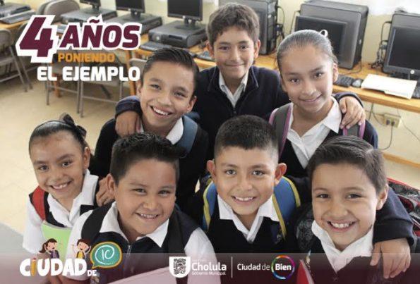 banner escuelas cholula