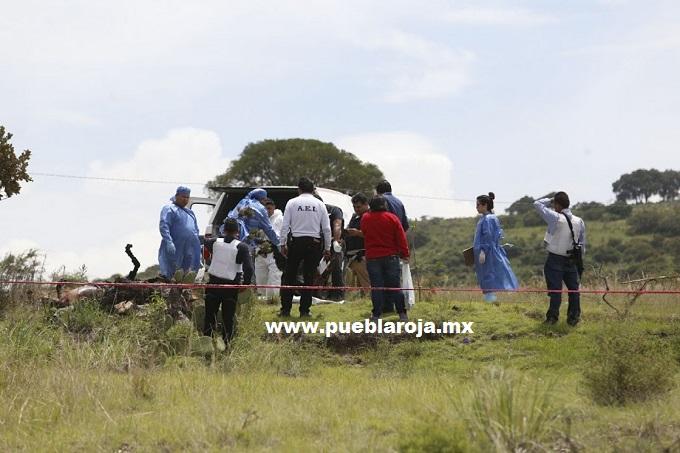 Al grupo delictivo se le atribuye la matanza en Huehuetlán El Grande.