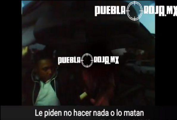 asalto uber