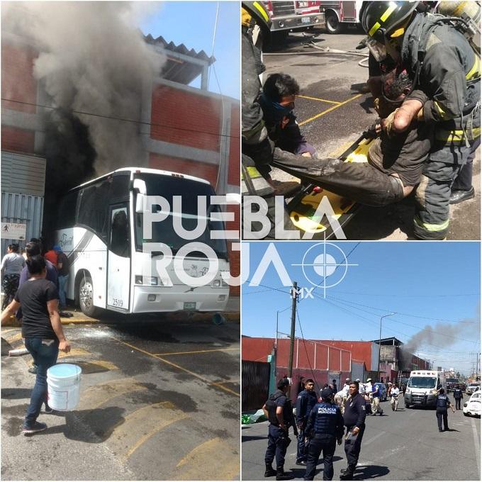 Fotos: Puebla Roja