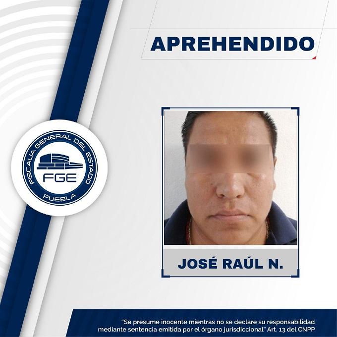 José Raúl N